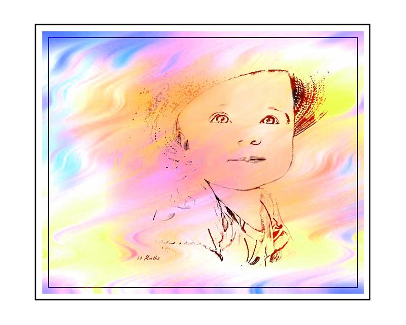 Baby & Toddler Digital Color Splash